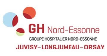 LOGO GROUPE hospitalier H NORD ESSONNE