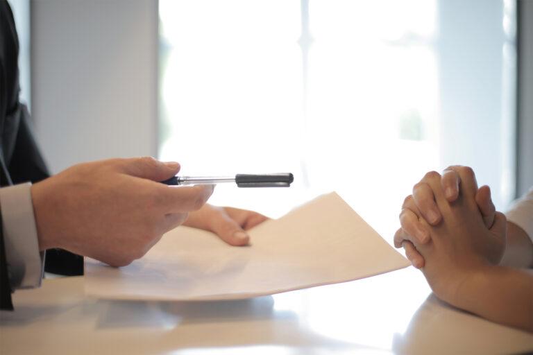 Signature Accord Conventionnel Interprofessionnel