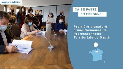 Signature de l'accord conventionnel Interprofessionnel – ACI
