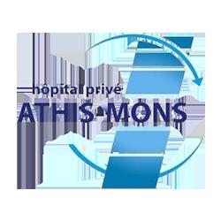 logo hopital privé athis mons