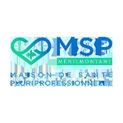 logo maison de sante